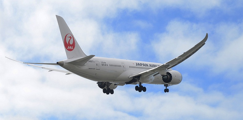 JAL is preparing to sue the Japanese Government over favoured allocation of slots at Haneda Airport. Image: San Diego International Airport.
