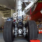 787 landing gear. Image: Carry-on