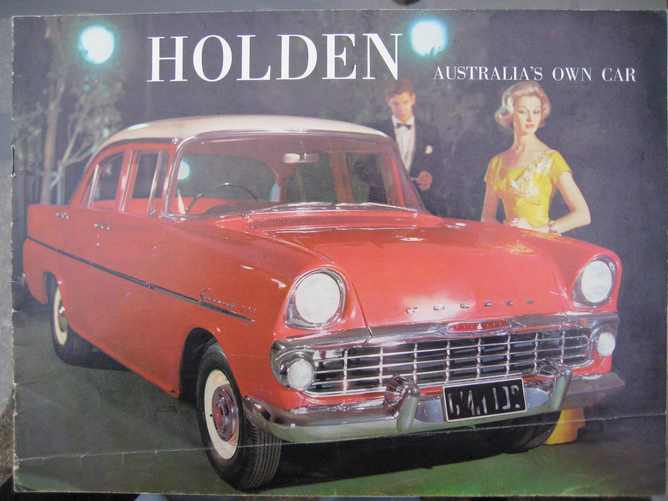 Manufacturing cars in Australia is no longer sustainable for Holden. Image: Hugo90