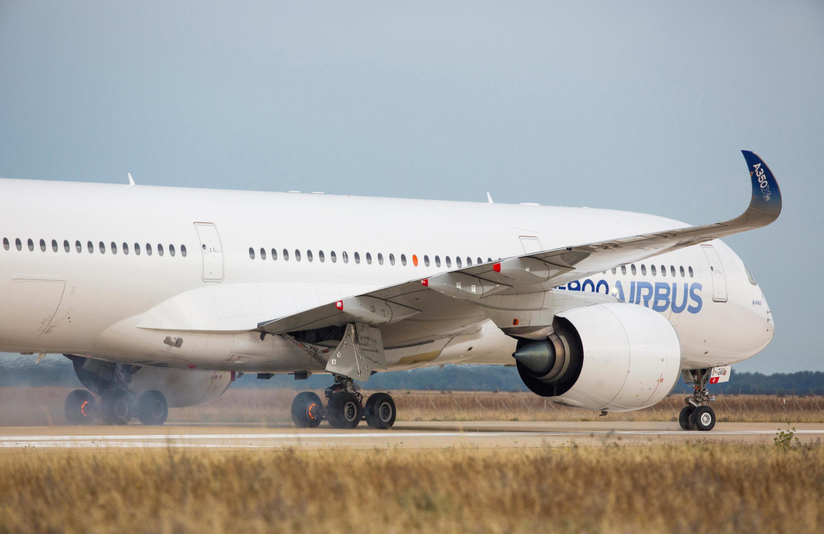 A350_XWB_MSN001_successfully_conducted_Maximum_Energy_Rejected_Take-Off