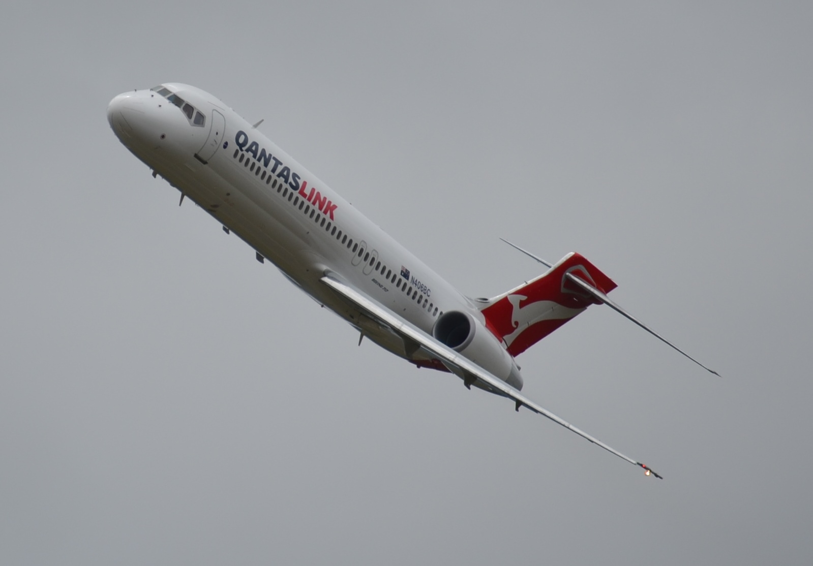 QantasLink's 14th B717