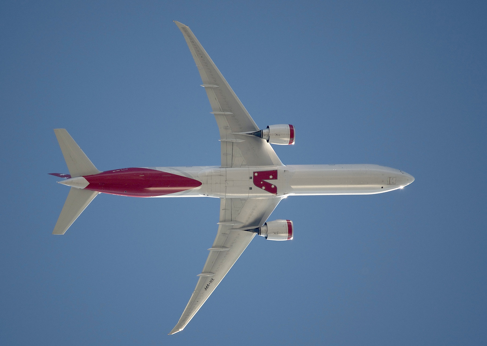 V Australia 777. Image: Gavin (777 freak) on flickr